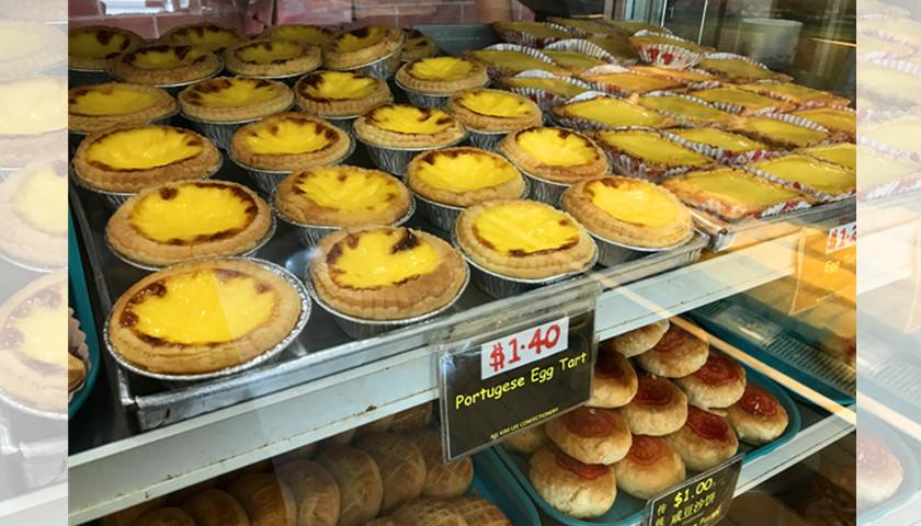 新加坡中西合璧的甜点天堂 Ng Kim Lee