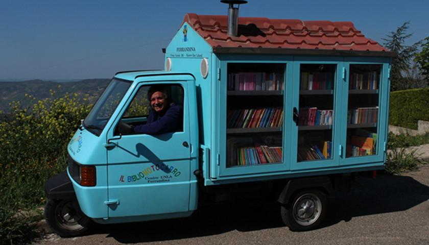 La Cava 流动图书馆