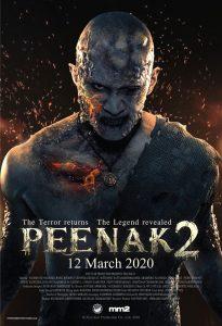 泰国恐怖电影:《鬼寺凶灵2》Pee Nak 2