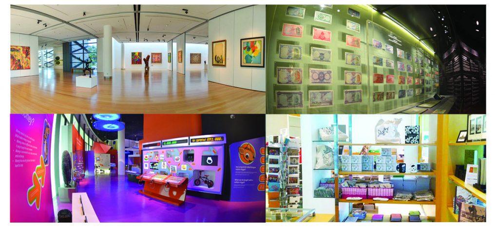 国家银行博物馆和美术馆Bank Negara Malaysia Museum & Art Gallery