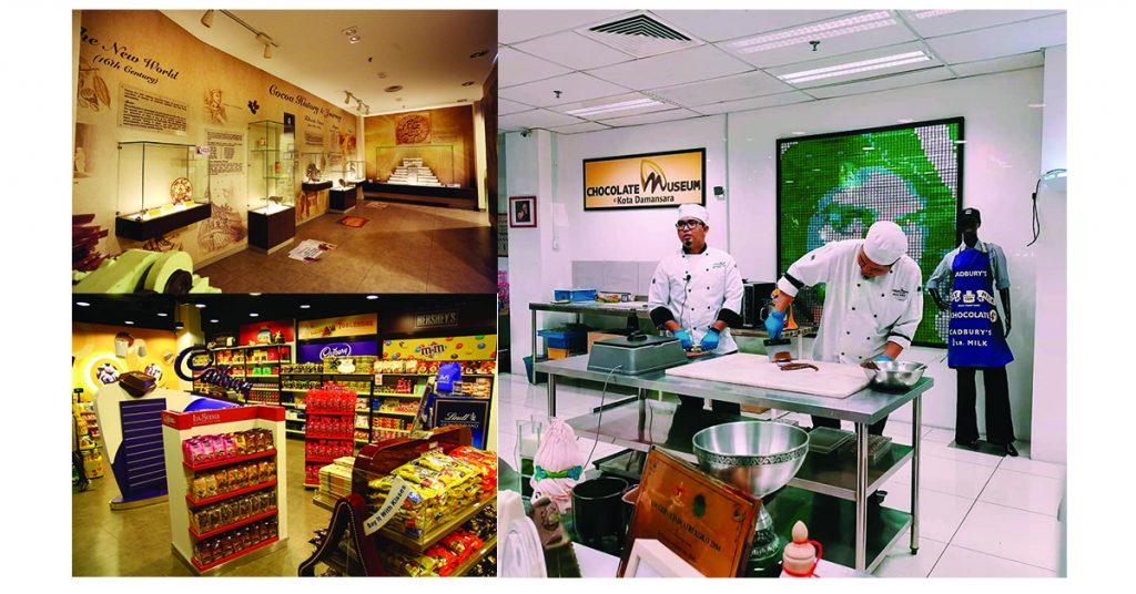 雪隆区免费游玩的4个景点:巧克力博物馆Chocolate Museum