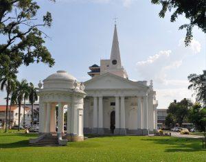 马来西亚冷知识:200多岁的教堂——圣乔治教堂
