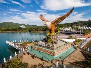 马来西亚冷知识:马来西亚最大岛屿——浮罗交怡群岛