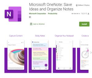 上班族必备:4个实用手机办公App: 笔记记录——Microsoft OneNote