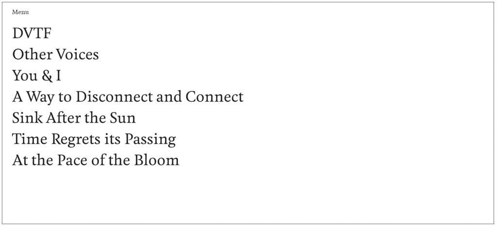 打造极简风网页的5个实用TIPS:简洁直观的导航