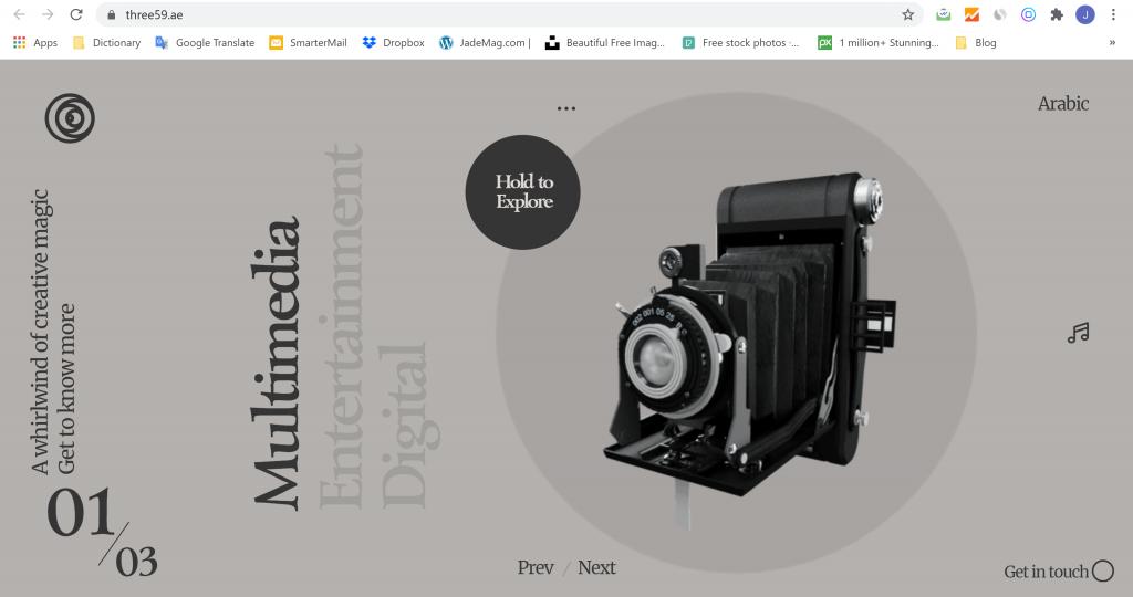 打造极简风网页的5个实用TIPS:简约的配色方案